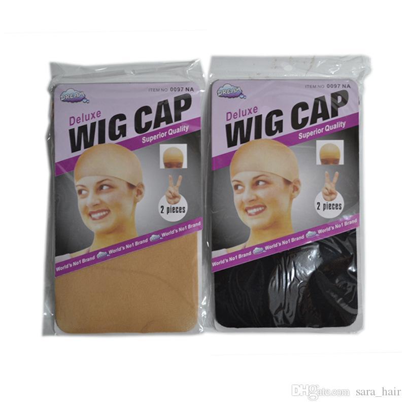 Hairnet Fashion Lace Hair Wig Cap Hair Net Adjustable15.5 * 8.5CM /