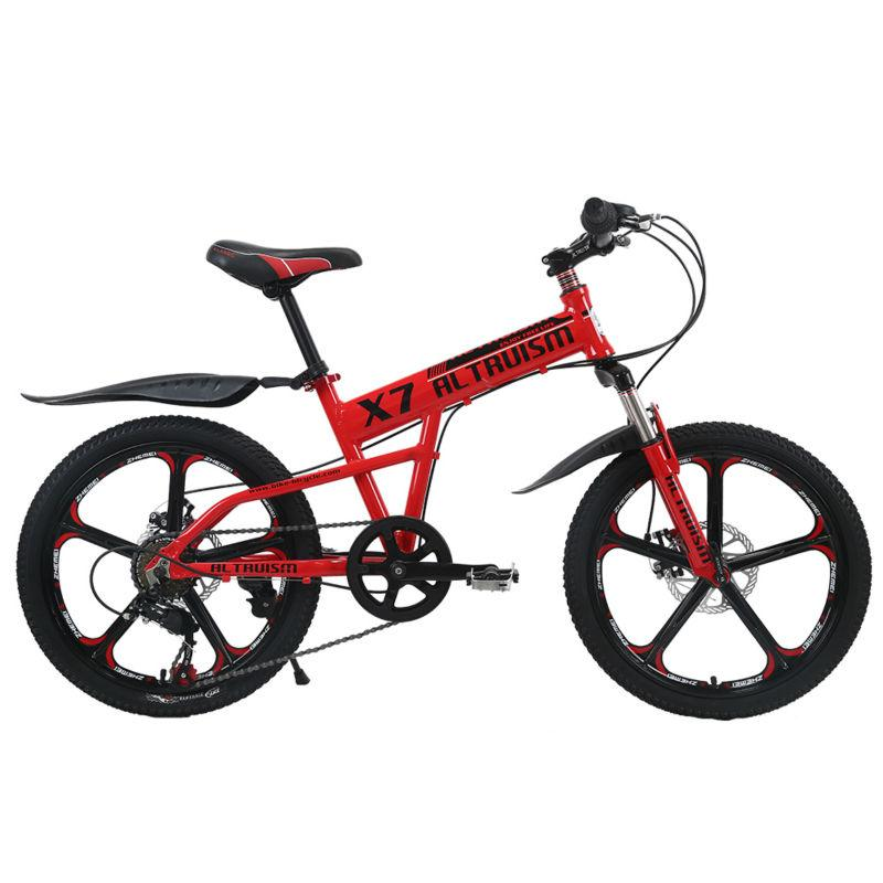 Altruism X7 Aluminum 7 Speed 20 Inch Kid\'S Mountain Bike For Boys ...