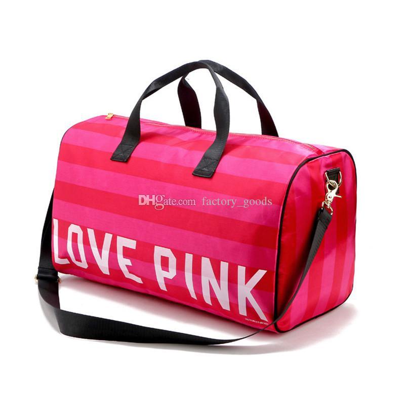 Love Pink Handbags Women Secret Vs Shoulder Bag Fashion Sports ...