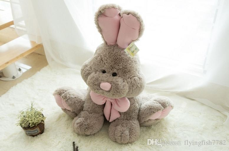 2018 90cm super big easter bunny rabbit plush toys the easter 2018 90cm super big easter bunny rabbit plush toys the easter bunny gifts for children baby calm plush toys valentines day gifts from flyingfish7782 negle Gallery