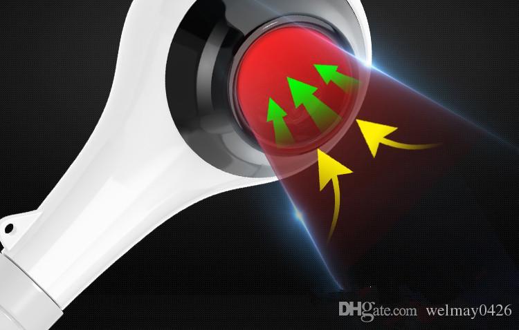 2017 technologie fokussiert thermos rf faltenbehandlung gesichtsmassagemaschine