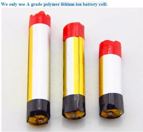 Pré-aqueça EVOD VV 510 Rosca Vape Pen Kits de Bateria Carregador USB 650 900 1100 mAh Tensão Variável Para O Cartucho de Óleo Grosso 100% Qualidade