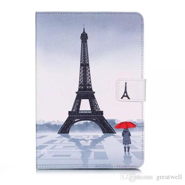 Black Eye Dont Touch My Pad Dreamcatcher Wind Chimes Effile PU Leather Case for ipad 234 5 6 mini 123 4 5 Pro 10.5 ipad 9.7 2017