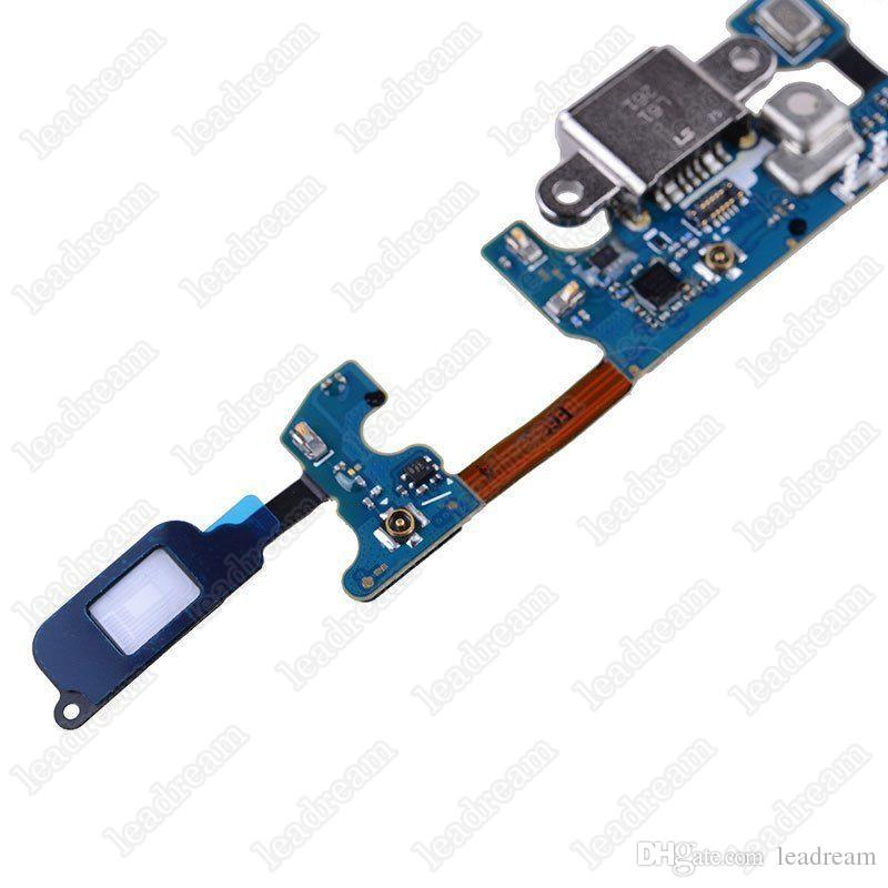 Cellulaire Flex Câbles OEM Charge Chargeur Dock Port USB Flex Câble Pour Samsung s7 DHL