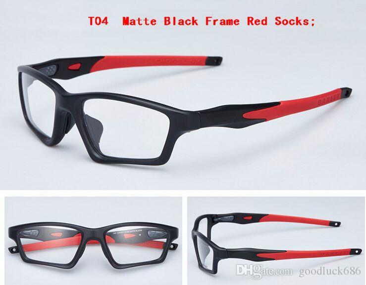 Compre Frete Grátis Matte Preto Eyewear Crosslink Varrer Desporto Armações  De Óculos 20 Cores Para Óculos Ópticos Homens Ox8031 Com Caixa De  Goodluck686, ... 5aff299404