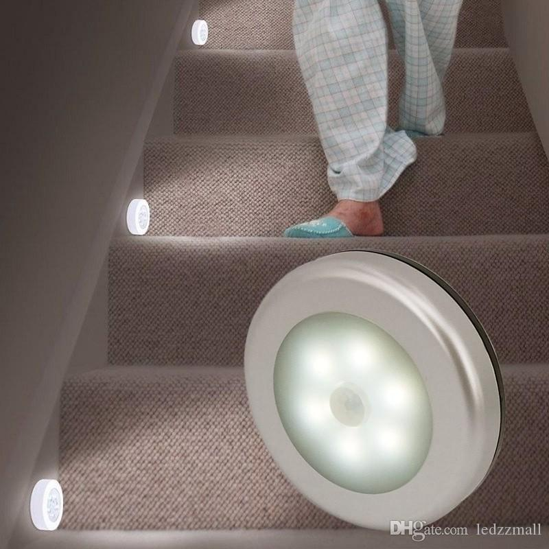Exceptional 2018 Led Stair Lights Set Of 3 Motion Sensor Stair Lights Hallway Light  Night Light New Arrival From Ledzzmall, $15.18 | Dhgate.Com