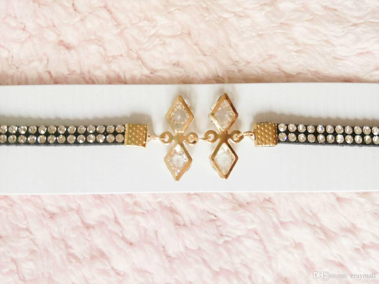 2017 Clear Spring gold Plated Crystal Rhinestone Bracelets Tennis Hot sell Items Fashion Jewelry three styles
