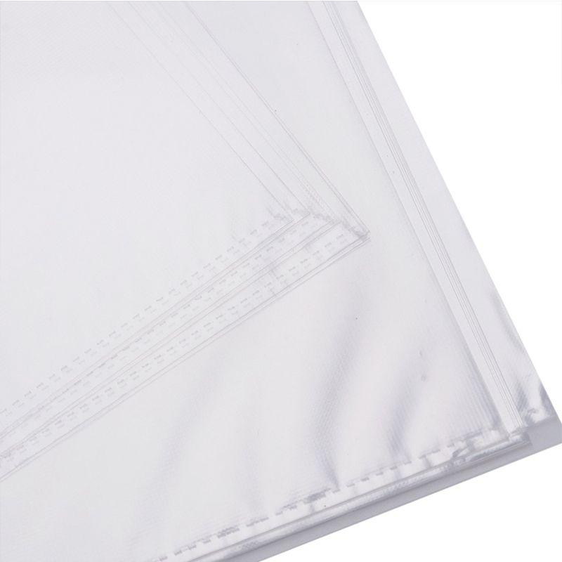 Music Sheet Holder Paper Documents Storage Folder Holder Plastic A4 Size 40 Pockets