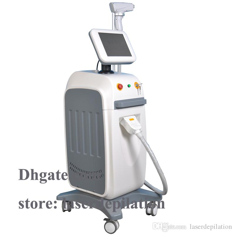Germany Diode Medical CE All Skin Types Fast Hair Removal 808nm diode laser
