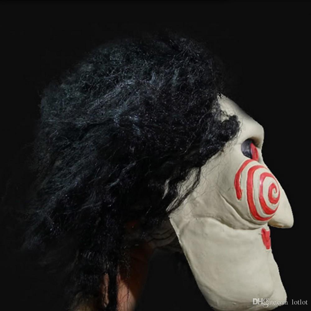 Fiesta de Halloween de terror Masquerade Cosplay para asesino de motosierra de película