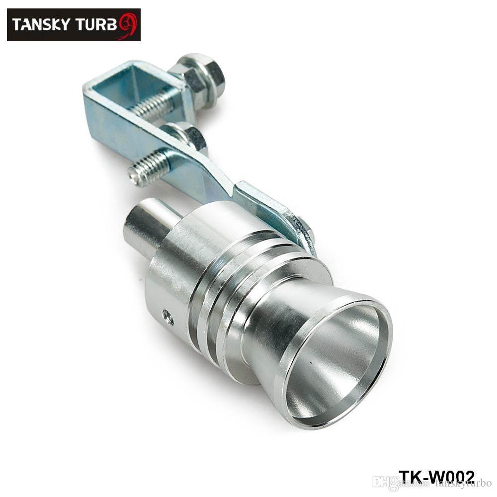 Turbo Whistler / Turbo Sound L Formato di Universal Turbo Sound Sound Whistler Silenziatore Tubo di scarico TK-W002 1 PZ