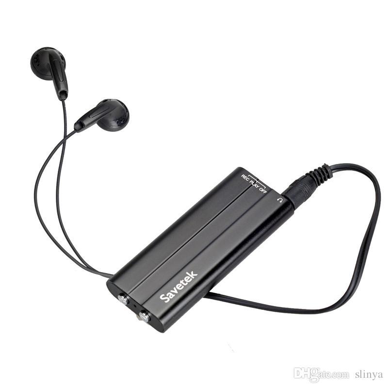 Voz Ativado Mini Clipe 8 GB 16 GB Caneta USB Câmera Digital Audio Voice Recorder MP3 Player 45 Horas de Gravação