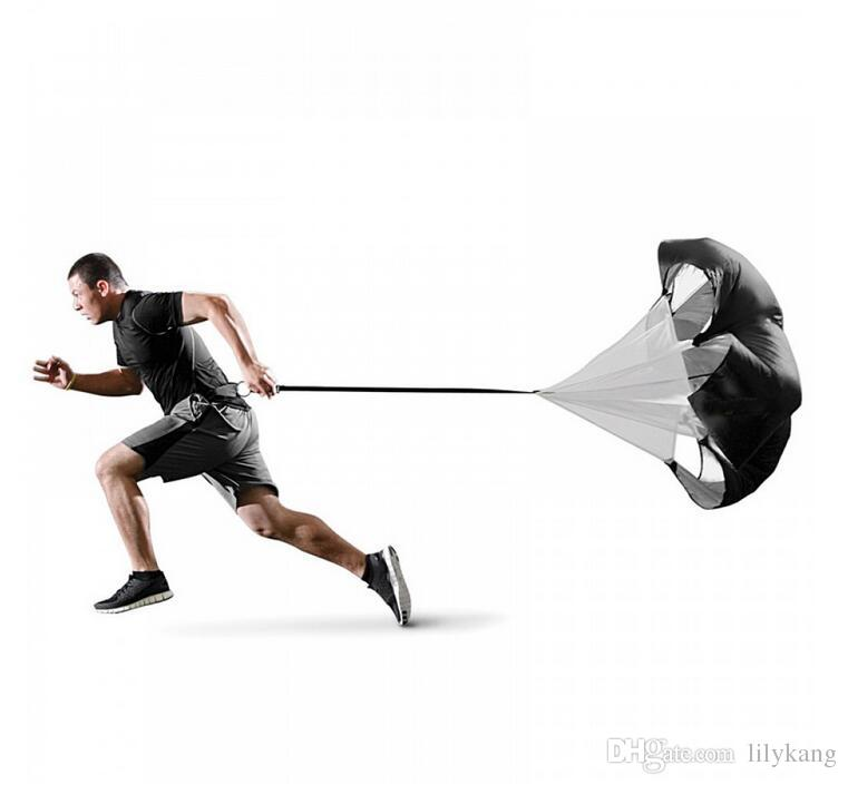 a7bfbb17d9b 2019 Speed Resistance Training Parachute Running Training Chute Soccer  Training Equipment Basketball Football Parachute Sport Power Tool From  Danny2014, ...