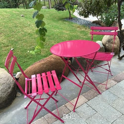 see larger image - Garden Furniture Metal