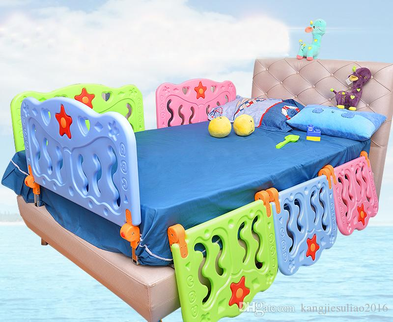 2017 nuevos niños de la cama valla de seguridad de los juguetes de los niños habitación del bebé muebles de la habitación muebles productos ...