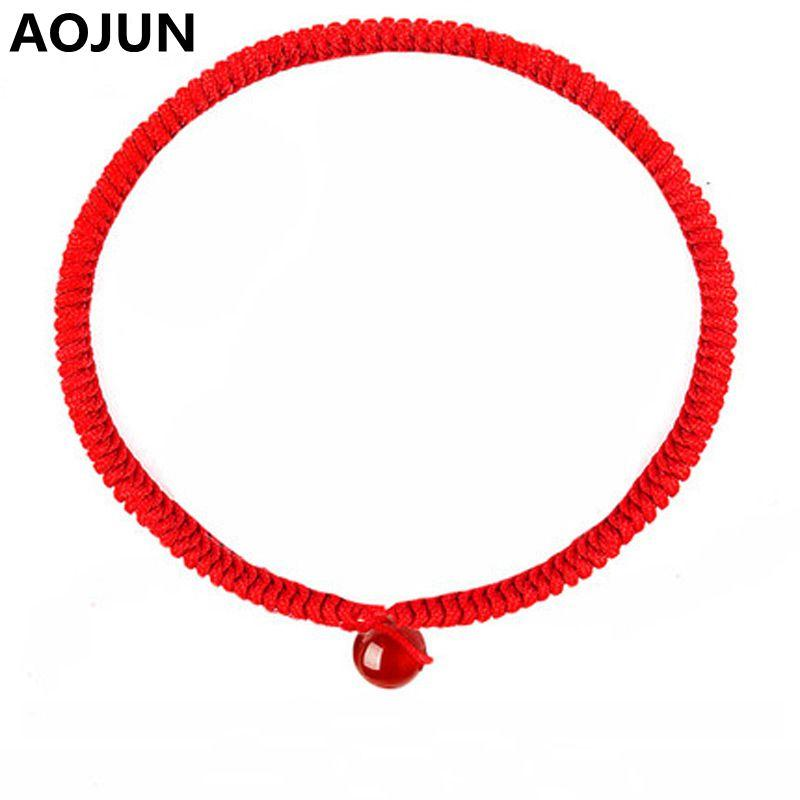 string bracelets beatiful on necklace store and teal for bracelet chai a evil good luck red