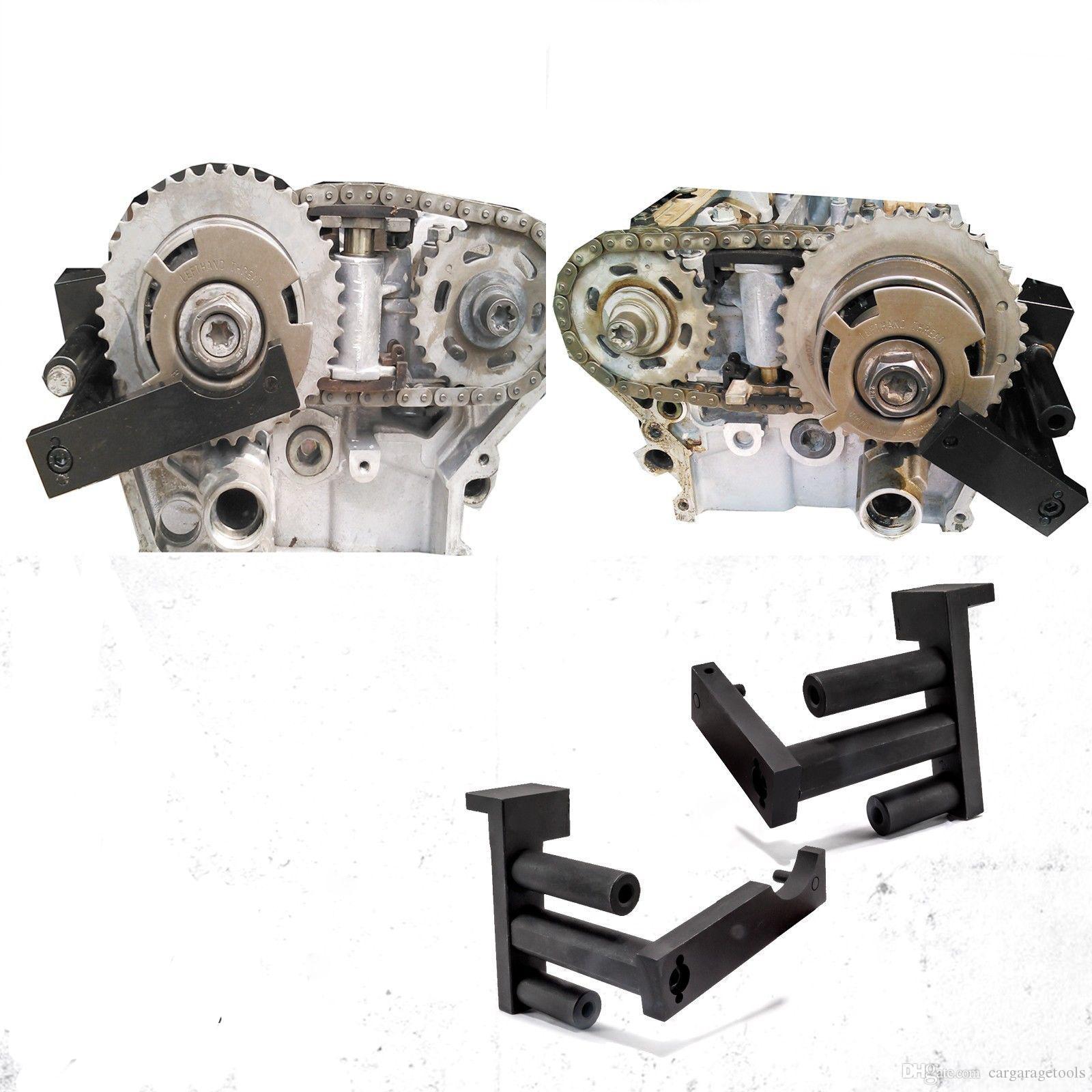 Сделано в Тайване распредвала фиксируя приспособление VANOS приурочивая  инструментальный ящик для двигателей BMW M62 V8 4 4