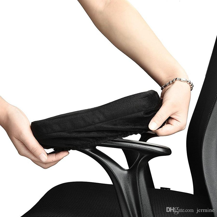 wholesale low moq hot universal office chair arm rest cushion pads