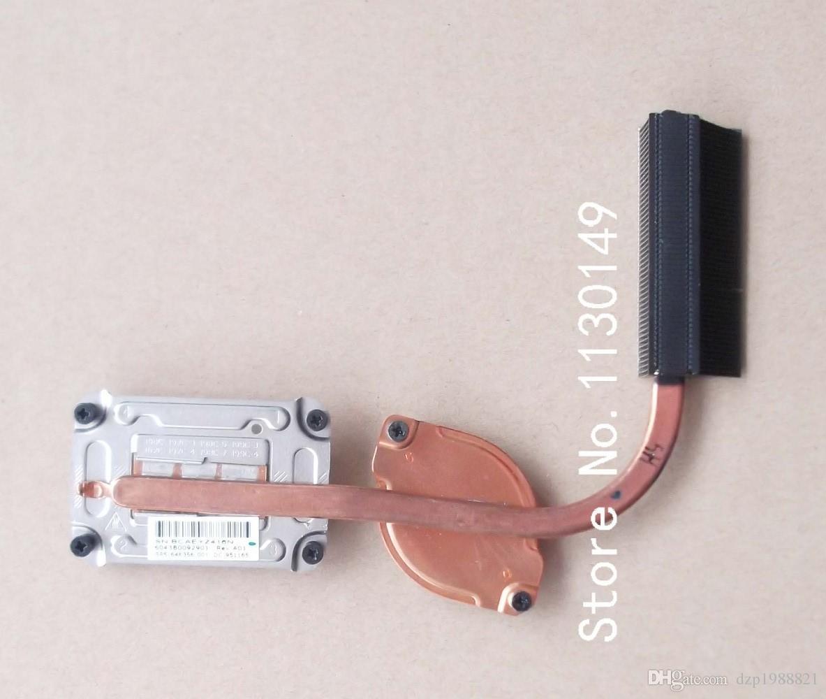 100% nouveau refroidisseur d'origine pour HP 4330S 4331S 4431S dissipateur de chaleur 646356-001 BCAEYZ414V 6043B0092901