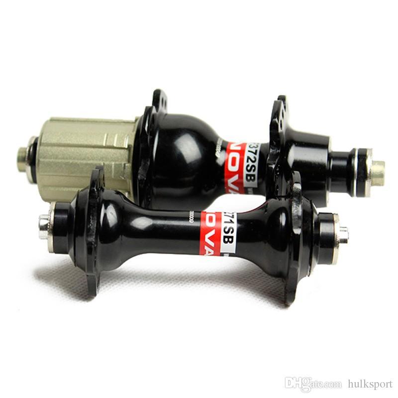 Novatec A271SB/F372SB 11 Speeds HUB Road Bike Hubs and Quick Release 100mm*130mm Front & Rear Bearing Hub