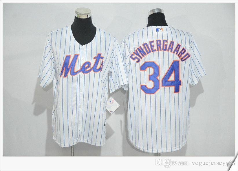 on sale 2abf7 efa33 34 noah syndergaard jersey for sale