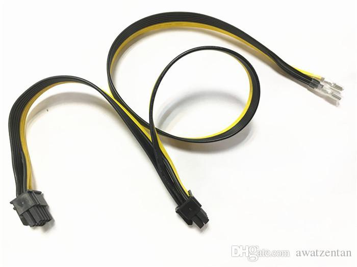 PCI-E PCIe PCI Express Dual 86+2pin Power Cable Cord for DELL 1950 2950 PE6850 Module PSU Power Supply 8pin+8pin 8Pin