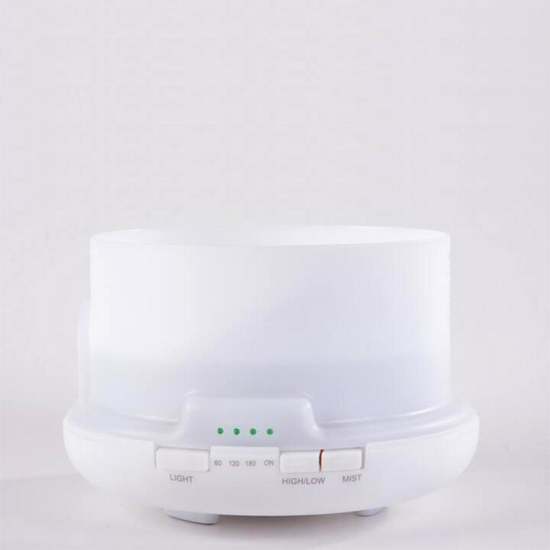 가정 및 사무실 사용을위한 새로운 핫 초음파 아로마 테라피 기계 아로마 디퓨저 초음파 가습기 공기 청정기 빛 가습기