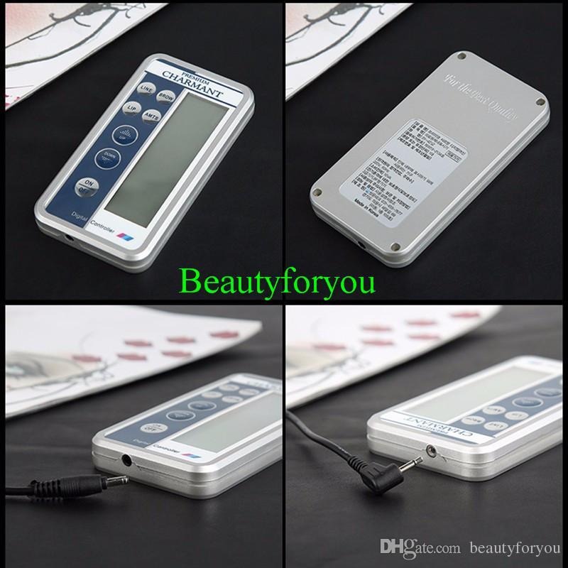 New Tattoo Permanent Makeup Pen Machine Eyebrow Make up&Lip Rotary Tattoo Machine Swiss Motor Pen