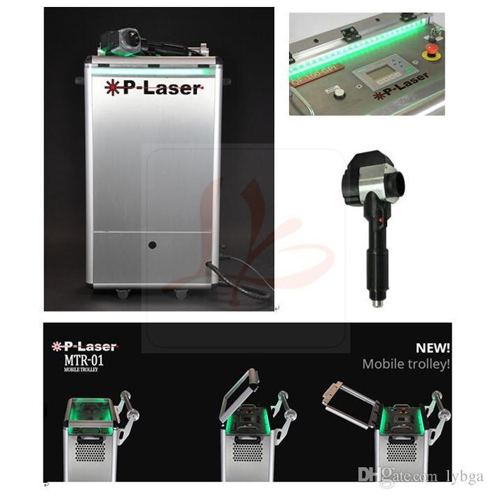 acheter portable p laser qf 100 machine liser de laser 100w pour la d soxydation de m tal en. Black Bedroom Furniture Sets. Home Design Ideas
