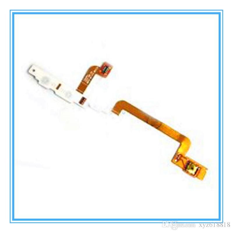 High Quality Side Buttons Volume Power Flex Cable Ribbon Replacement Parts For Nokia Lumia 800 N800 In Stock