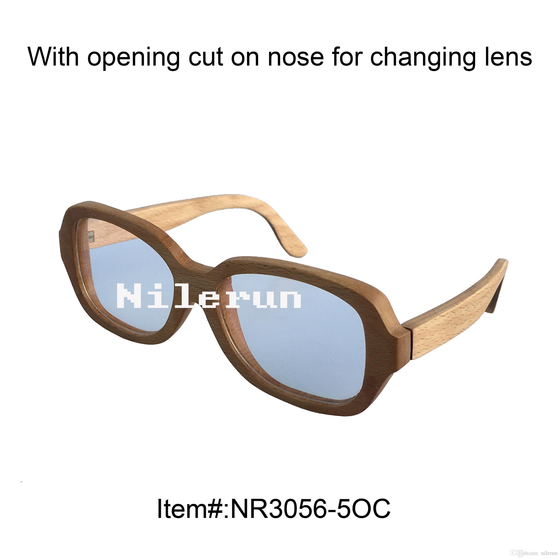 fd690d1712 Fashion Wood Eyewear Wood Eyewear Wood Eyeglasses Wood Glasses Online with   43.6 Piece on Nilerun s Store