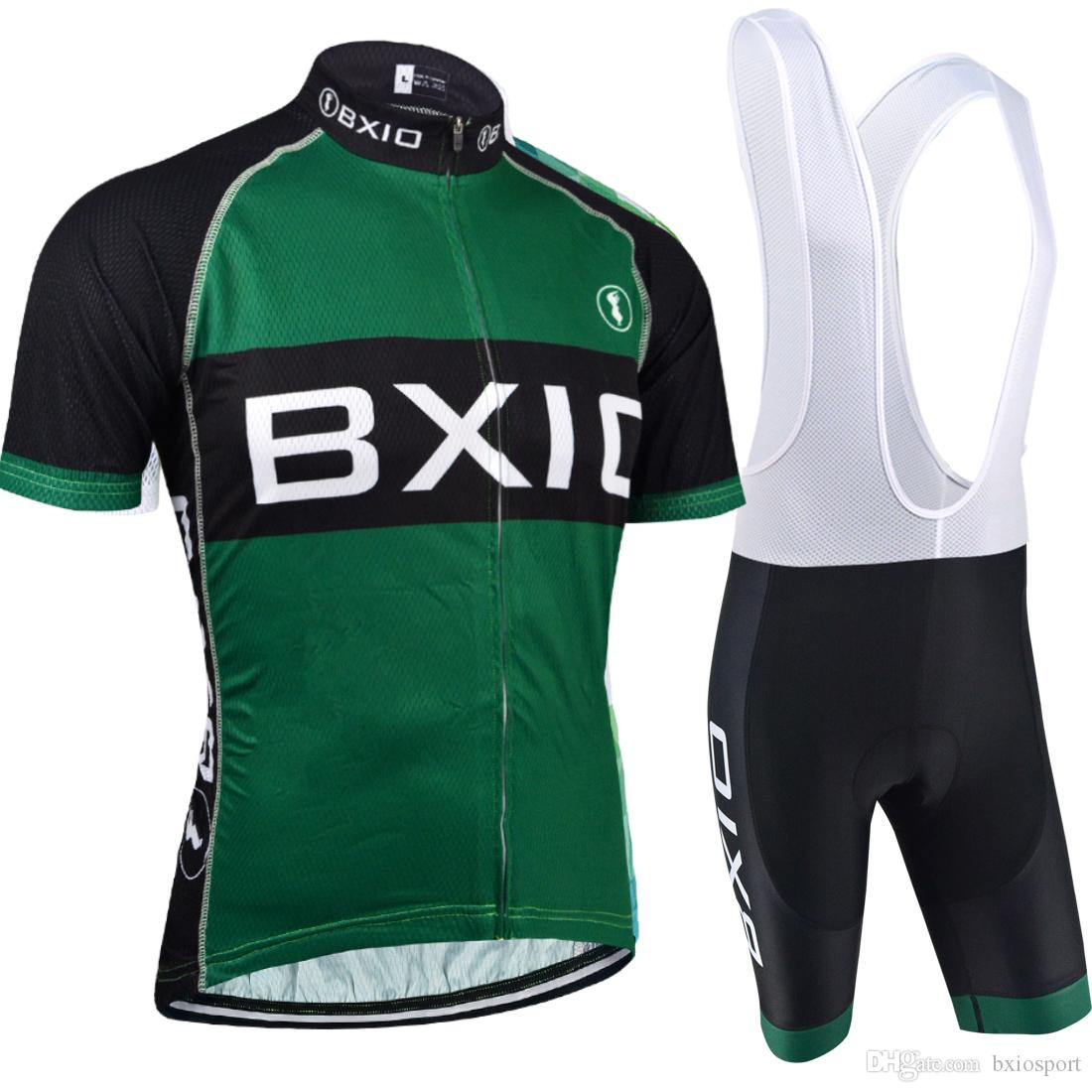 BXIO Summer Cycling Jersey Top Quality Seamless Stitching Short Sleeves Bicycle  Clothing 5D Gel Pad Short Maillot Ciclismo 133 Cycling Wear Cycling Shirts  ... 7cf43757e