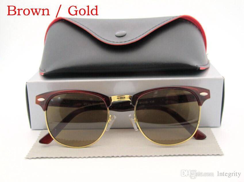 Compre Gafas De Sol Excelentes Del Diseñador De Moda Gafas De Sol ...