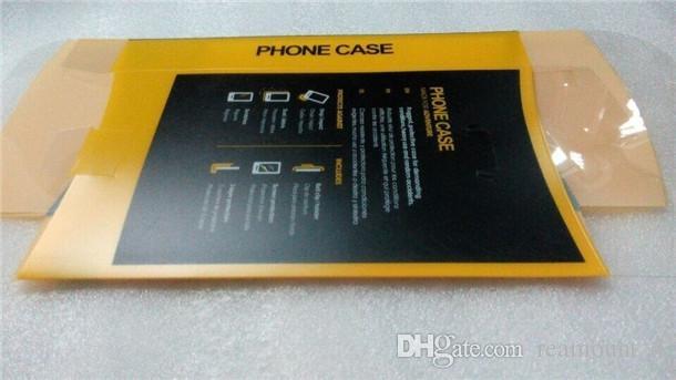 Großhandel Universal Kunststoffverpackung mit Inneneinsatz für iPhone 7 7 Plus-Samsung Note 8 Hybrid Defender Phone Cases