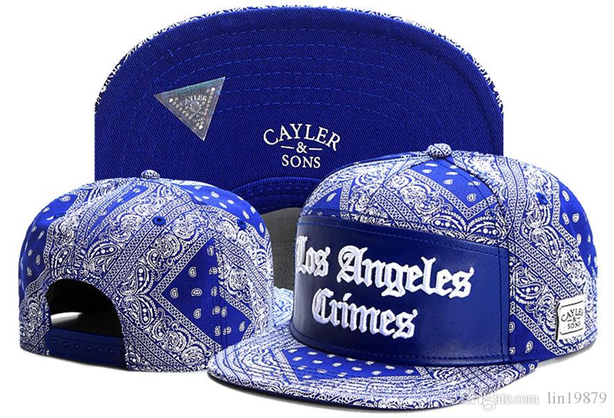 18373bc8fa9 Cayler   Sons Los Angeles Crimes Cashew Flowers Baseball Caps ...