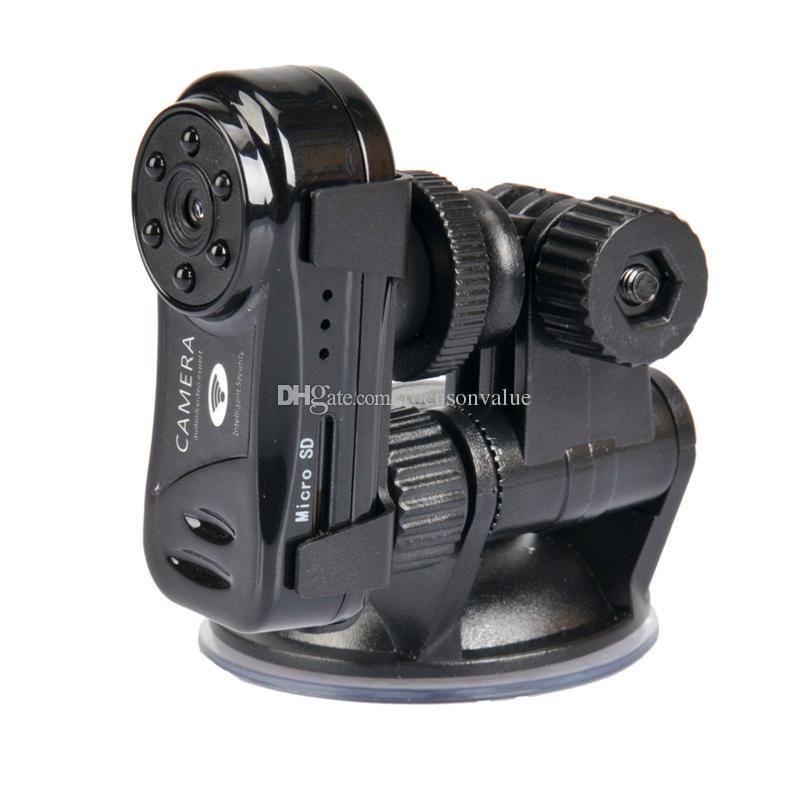 Wifi P2P mini ip-kamera nachtsicht mini dv videorecorder drahtlose überwachungsnetzwerkkamera für ios / android pc live view md81s-6