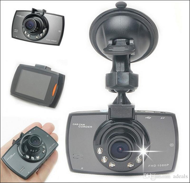 Full HD 1080P PZ906 2.7 inch Backup Camera Car Dash Cam Recorder Car DVR With Night Vision G-Sensor Wide 170° Degree