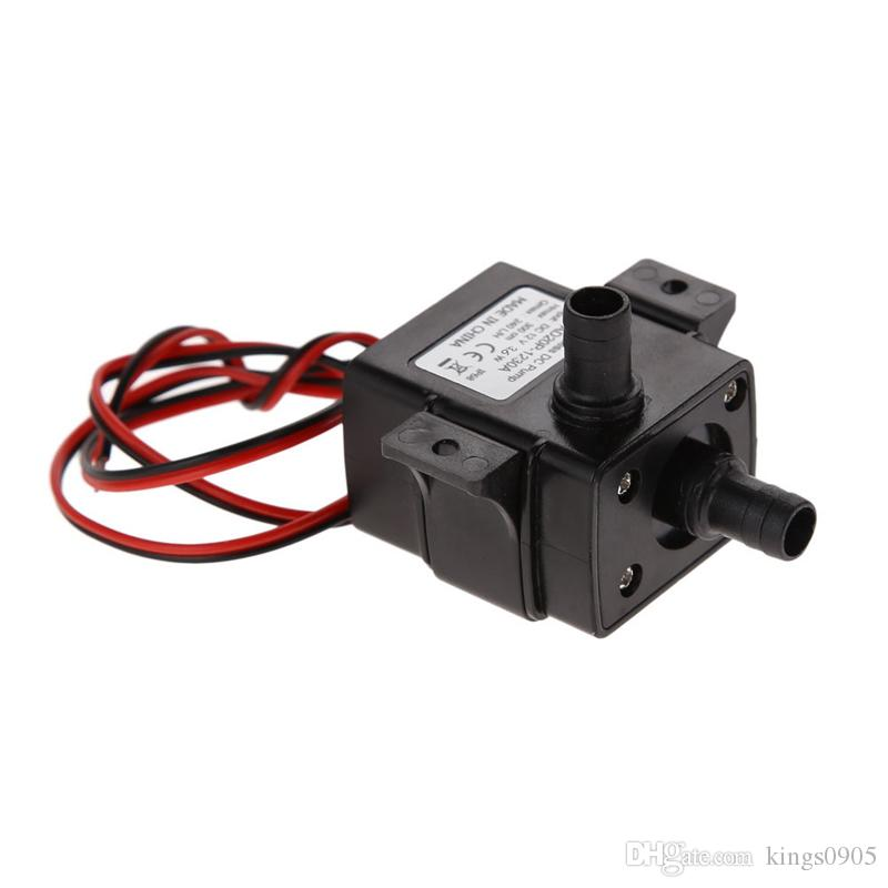 3M 240L/H Waterpump Ultra-quiet Brushless Pump Submersible Electric DC Water Pump 12V