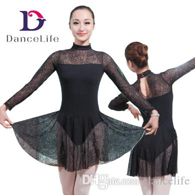 ac0a17bcf A2041 High Collar Dance Costumes Ballet for Sale Arabic Dance ...