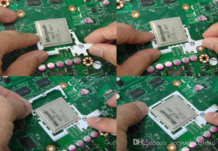 10 stücke los Xecuter CPU Postfix Adapter V1 sonde Spielwerkzeuge CPU Sockel