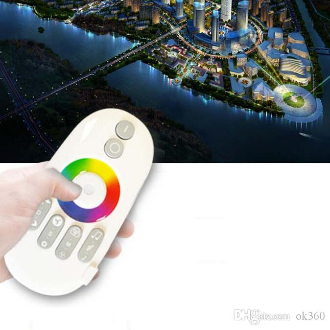 Colorful Led Music remote Controller RF For magic dream full color Led Strip Light DC12V 18A + wireless touch control