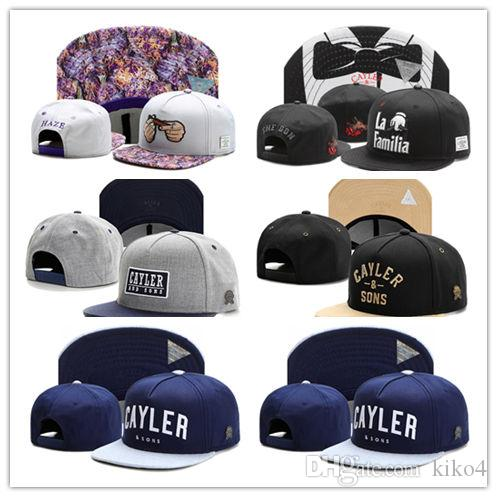 69a49e4b88e Good Style Fashion Brand New 2017 Cayler   Sons Snapbacks Caps Men s  Designer Baseball Hats CS26 PROBLEMS Black Cap Hat Snapback Online with   10.82 Piece on ...