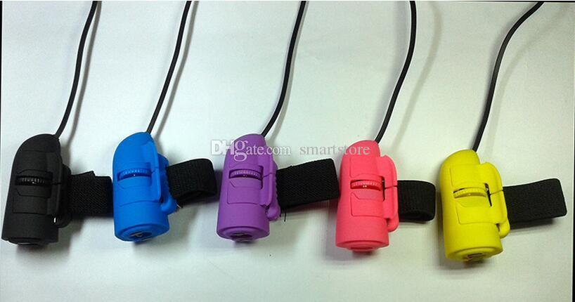 Mini USB con filo 3D ottico palmare anello mouse Mouse notebook PC notebook 0001