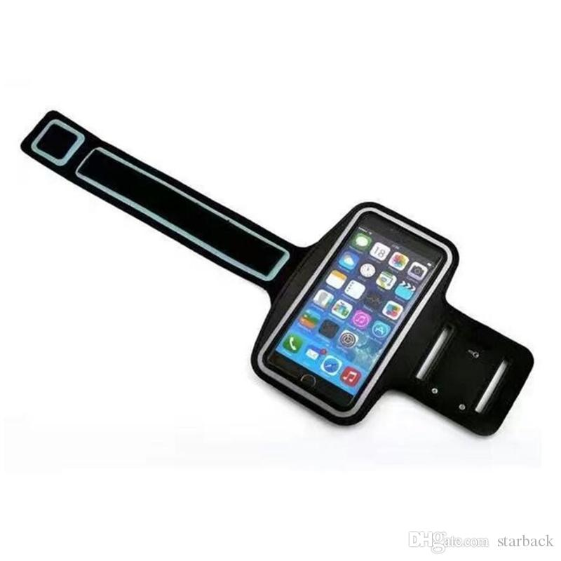 Arm band Case Sport Running Case Exercise Key Holder for iPhone 7/6S Plus LG G6G5 Galaxy s8 s7 s6 Edge Note 5