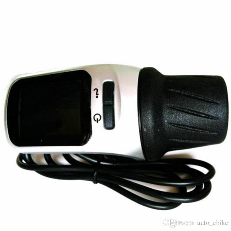 Tongsheng XH18-LCD affichage pour capteur de couple TSDZ2 Mid Drive Motor