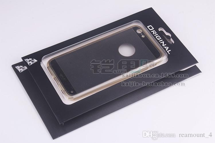 Wholesale New Style Retail Packaging Box for Phone Case For iPhone 7 7 Plus Phone Case Retail Package for Display