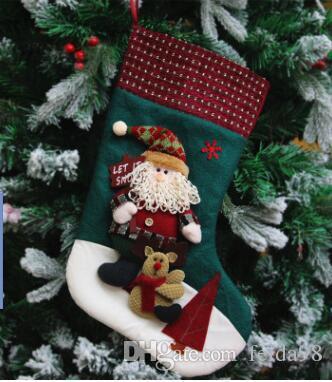 Meias de Natal de lã nova, artesanato de Natal, exportação de lã, meias de Natal, celebrações do festival
