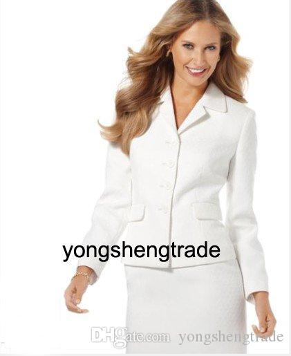 White Women Suit Custom Made Suits Women Business Suits Studio Suit Accept Custom Made 478