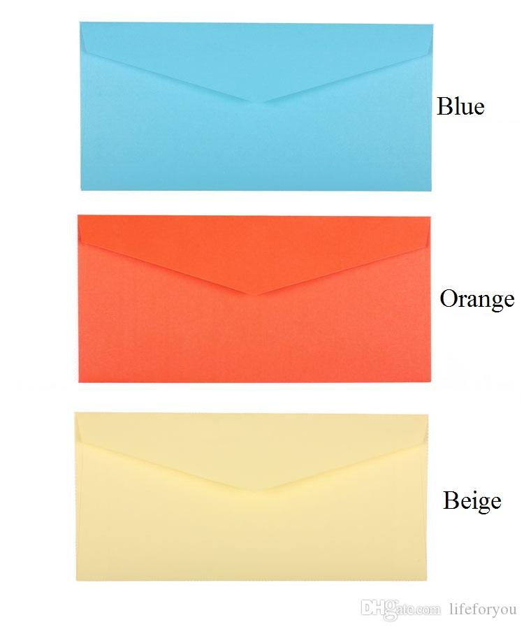 wedding favors party favors envelopes wedding invitations cards envelope, 4.13*8.66 inch, Buy envelope, get sealing sticker free