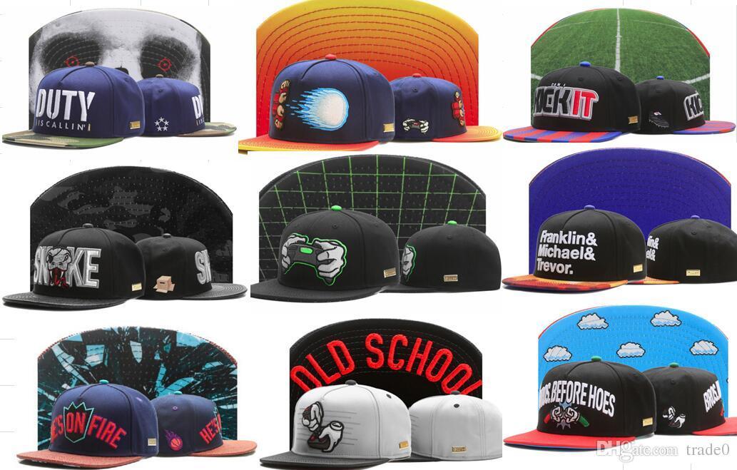 Wholesale Cayler & Sons Snapback Caps Embroidered Hats Men Snapbacks  Adjustable Snap Back Cap for Women Top Quality Snapback Caps Cayler & Sons  Hats ...